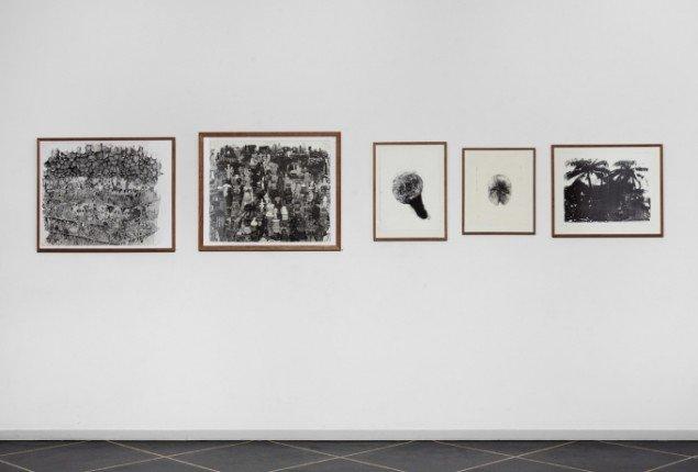 Emil Westman Hertz Feber, 2011. Installationsview fra Galleri Susanne Ottesen. Foto: Galleri Susanne Ottesen