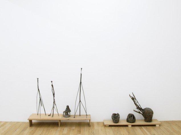 Emil Westman Hertz, 2013. Installationsview fra AnneElleGallery. Foto: AnneElle Gallery