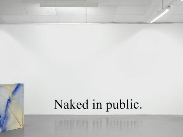 Jacob Borges  Naked in Public . Foto: Honza Hoeck