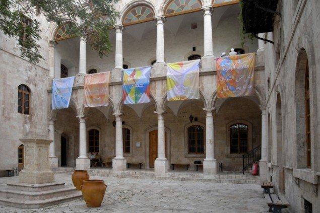 Love Poems, Allepo Womans Arts Festival, 2010, Syrien 2010. Foto: Anders Sune Berg