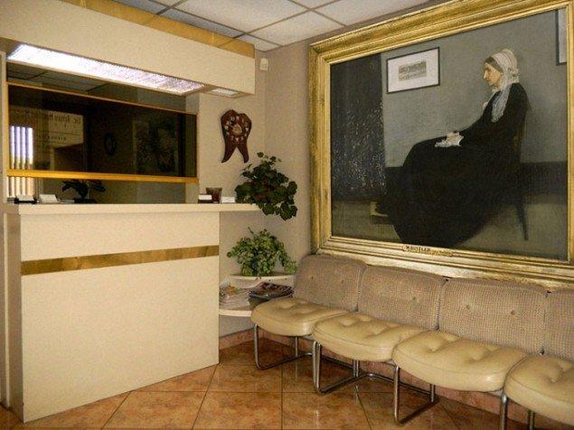Great Art in Ugly Rooms, James Whistler. (fra bloggen)