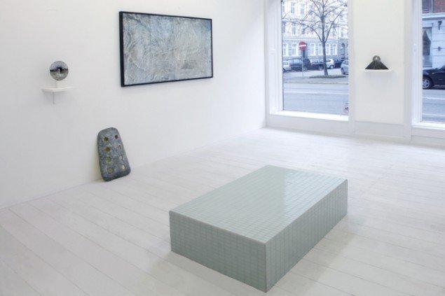 Silas Inoue: Wellness, udstillingsview. Marie Kirkegaard Gallery 2013. Pressefoto