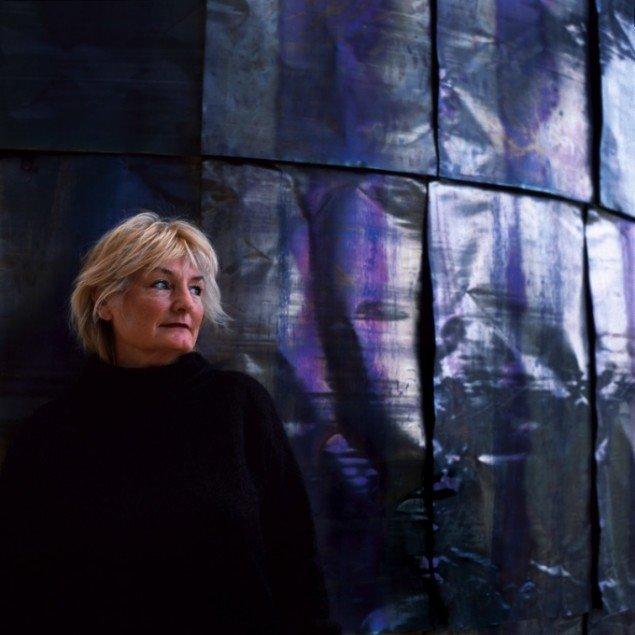 Anita Jørgensen. Foto: Bent Ryberg.