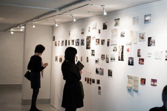 Installationsview. Foto: Lea Maria Vinter Sonne
