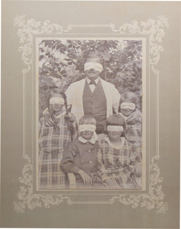Joachim Fleinert: The Family Father fra serien  There Was a Family in 1915 2012. Foto: XXXX