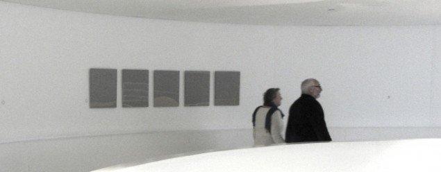 Udstillingsview fra Understrøm - ung nordisk kunst med værker af Dick Hedlund. Foto: Ole Bak Jakobsen