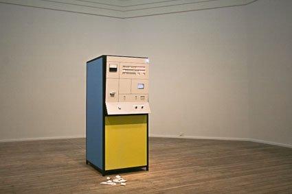 Mogens Jacobsen: 360, 2014. Foto: Mette Lucca/Kunsthal Aarhus
