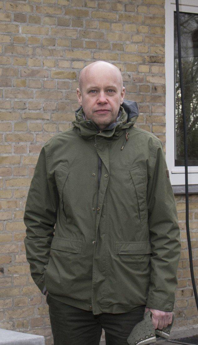 Jens Haaning. Foto: Kurt Nielsen
