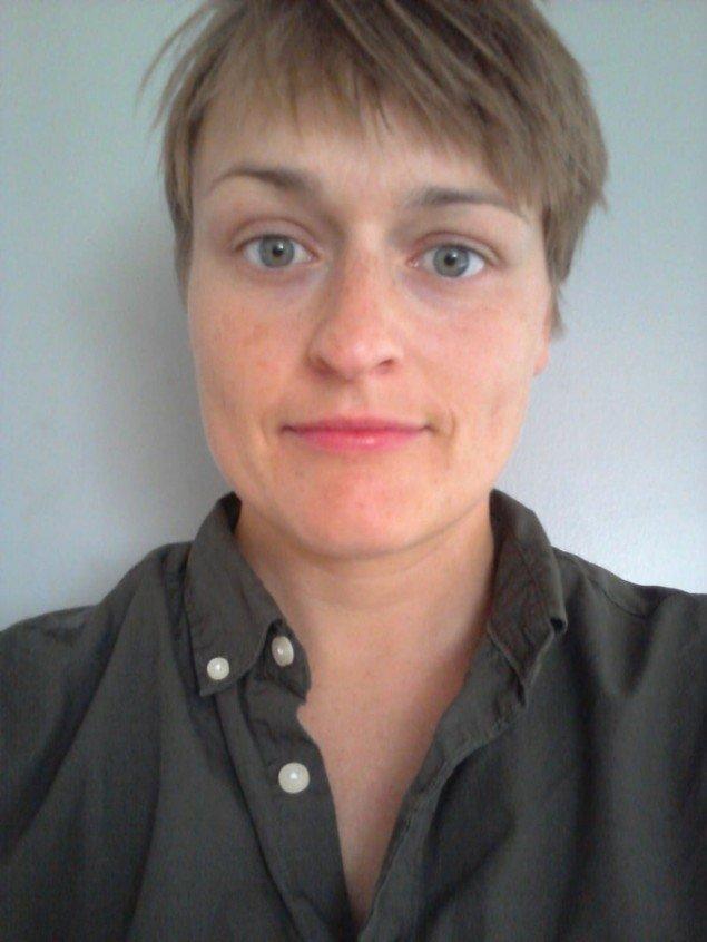 Naja Maria Lundstrøm. Foto: Nina Lundstrøm