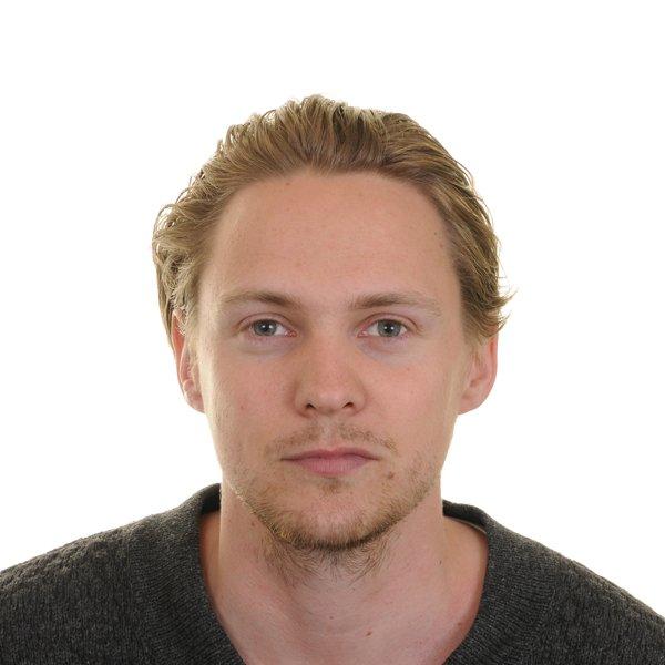 Rasmus Høj Mygind. Foto: Henningsen Gallery
