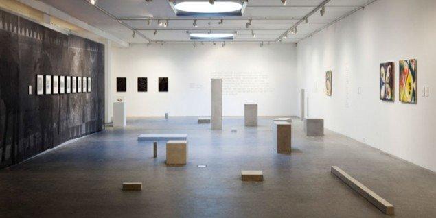 Im-materialitet no. 3 (bevidsthed), installationsview. (Foto: Léa Nielsen)