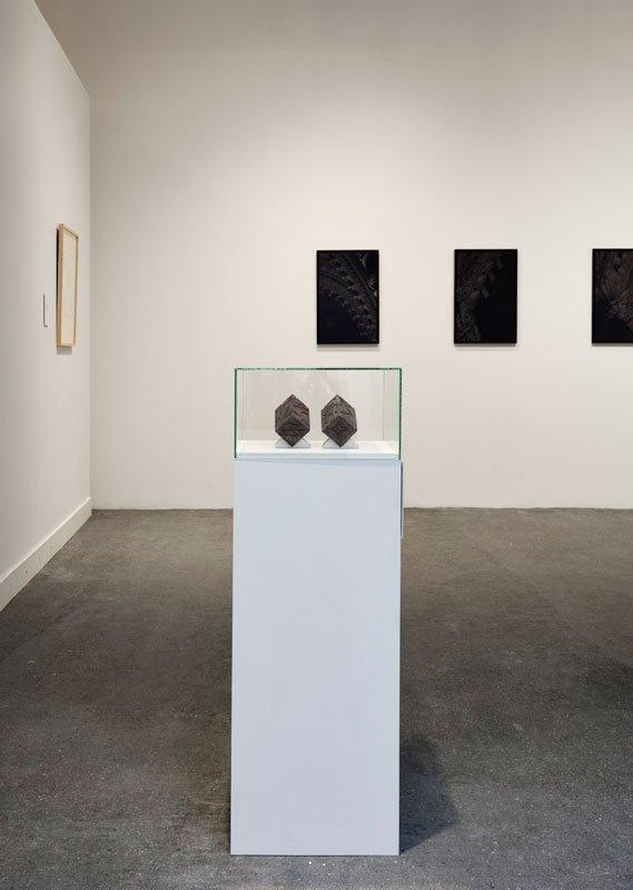 Ursula Nistrup: Potential Unease, 2013-14, installationsview. (Foto: Léa Nielsen)