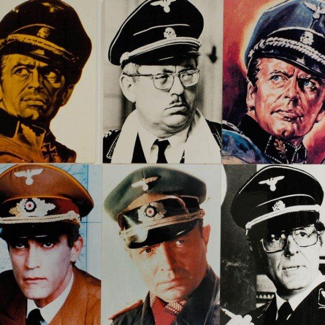 Piotr Uklanski: The Nazis (detalje), 1998.