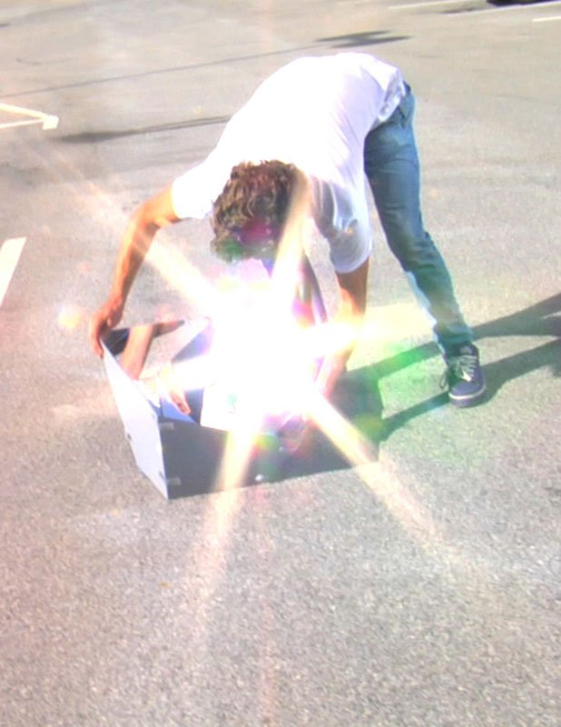 Mads Lynnerup: Angle and Incident, 2011. (videostill)