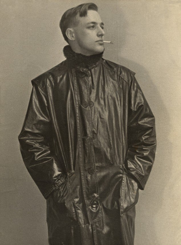 Asger Jorn, 1938 Foto: Ukendt © Donation Jorn, Silkeborg