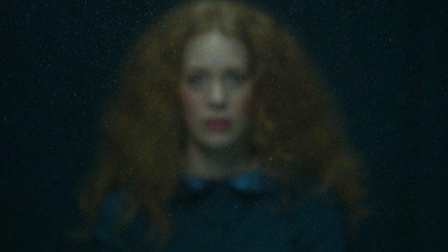 Rikke Benborg: Still fra Oh, sweet darkness 2013