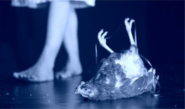 Rikke Benborg: Still fra Sleepwalkers  2012