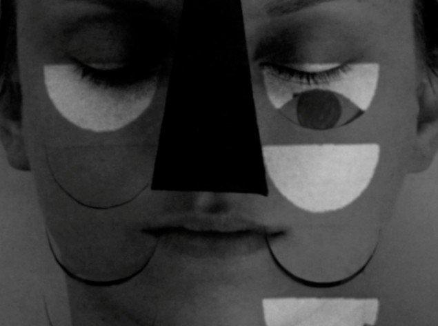 Rikke Benborg: Still fra Studie i masker og kostumer 2012