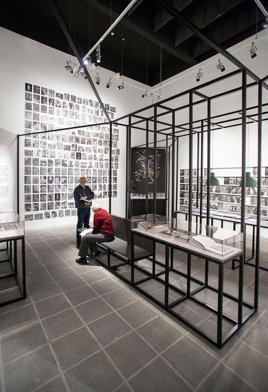 Installationsview, Asger Jorn – Rastløs Rebel, Statens Museum for Kunst. (SMK Pressefoto)