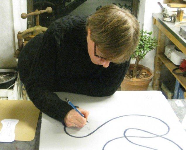 De andre kunstnere giver den også gas. Her er det Gitte Bach. Pressefoto