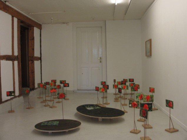 Installationsview. Foto: Kirstine Bruun