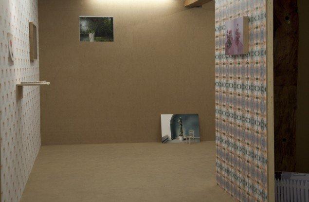 Installationsview fra Hjemmet. Foto: Else Ploug Isaksen