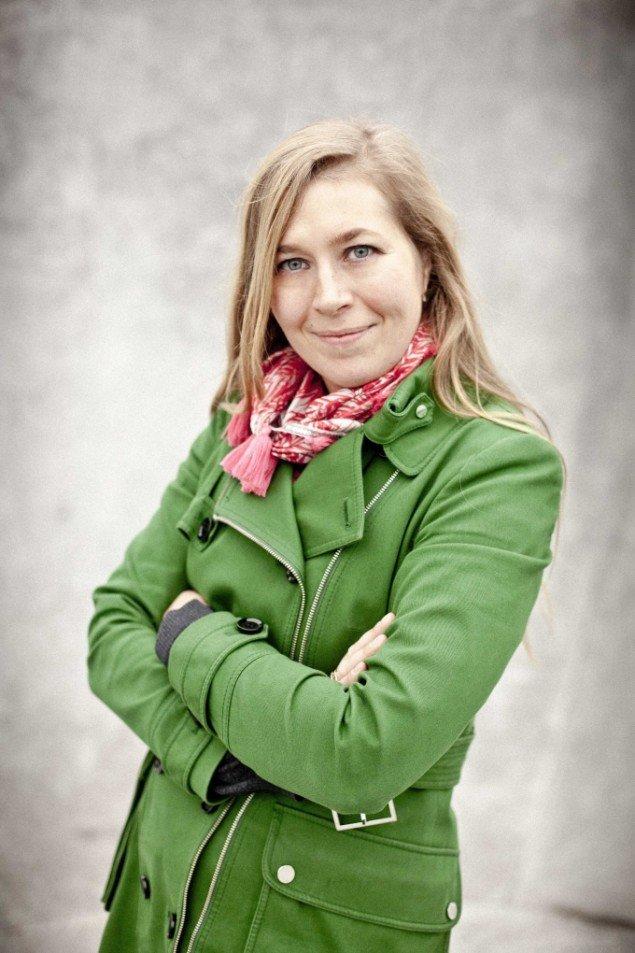 Louise Hindsgavl © Max H. Ladegaard