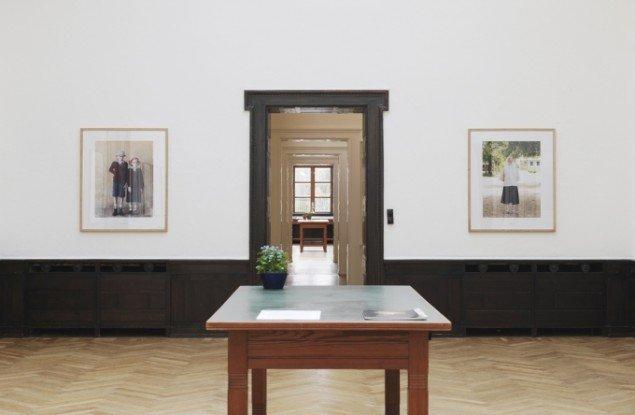 Patrick Gries: In / Visibility, 2010. Udstillingsview fra Ordinary People, Banja Rathnov Galleri & Kunsthandel. Foto: Patrick Gries