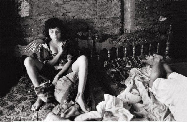Henrik Saxgren: Jaquelin, Nicaragua, 1997/2000. På Ordinary People, Banja Rathnov Galleri & Kunsthandel. Foto: Courtesy af udstillingsstedet