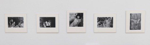 Henrik Saxgren: Solomon's House, 2000. Udstillingsview fra Ordinary People, Banja Rathnov Galleri & Kunsthandel. Foto: Patrick Gries