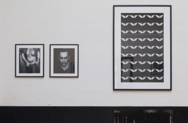 Jens Juul: Six Degrees of Copenhagen. Udstillingsview fra Ordinary People, Banja Rathnov Galleri & Kunsthandel. Foto: Patrick Gries