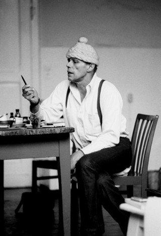 Joseph Beuys, 1979 (Foto: Brigitte Hellgoth / SZ PHOTO/ Scanpix)