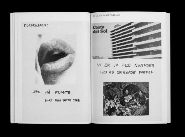 Jytte Rex: Jeg har ikke lukket et øje, 1978. (illustration fra bogen)