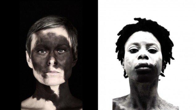 Jeannette Ehlers: Videostill The image of me, projekt i samarbejde med Patricia Kaersenhout, 2012