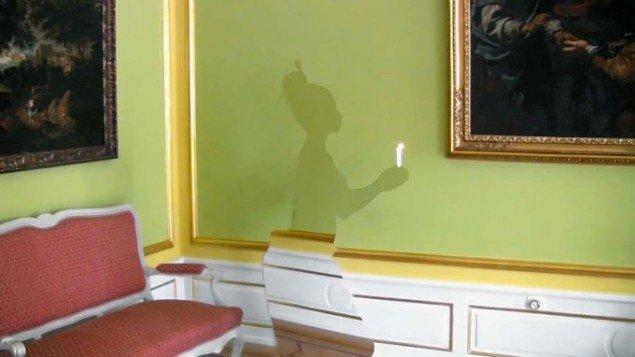 Still fra Black Magic at the White House, Jeannette Ehlers, 2009