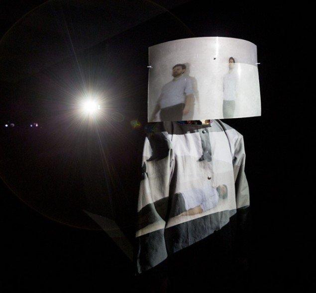 Jacob Tækker: Apophinia Cloud Travel Apparatus, 2014. Foto: Anders Sune Berg