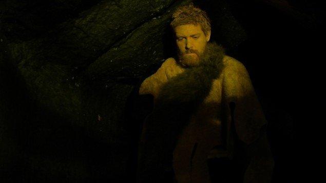 Jacob Tækker: Cave and reality, 2010, still-billede fra video.