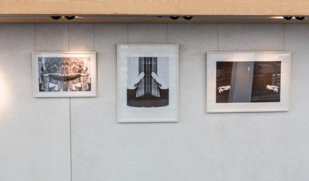 "Eva Tind, ""gestus"", 2010, foto, foto: Thomas Nørgaard Elvius"