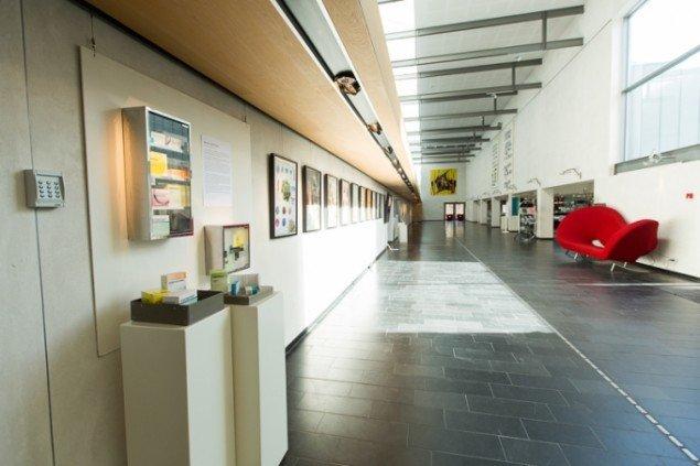Kunsten Taler Ud!, Installation view, 2014, foto: Thomas Nørgaard Elvius