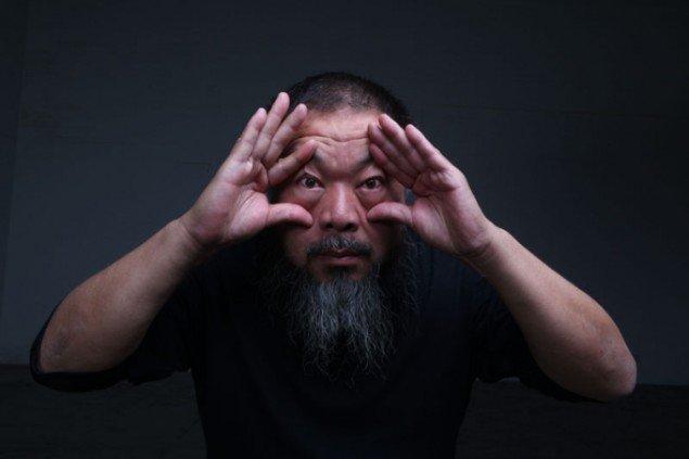 Ai Weiwei, portræt, 2012. (Foto: Gao Yuan)