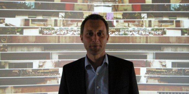 Rasmus Vestergaard. (Foto: Matthias Hvass Borello)
