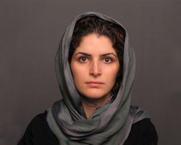 Haleh Jamali (Glasgow/UK): Someone who is not like anyone, 2007.