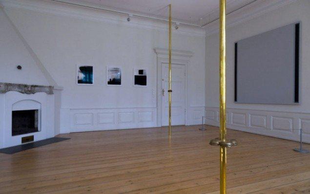 Installationsview, Minimal Barok, Rønnebæksholm. (Pressefoto)
