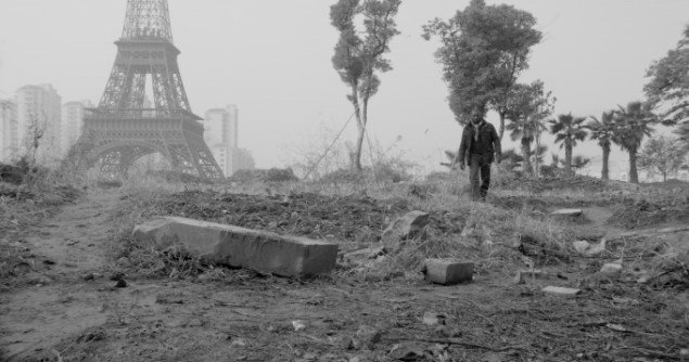 Filmstill fra værket Intercourses, 2013. Pressefoto.