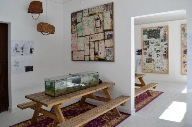 Installation view, Marie Kirkegaard Gallery, 2014. Foto: Marie Kirkegaard.