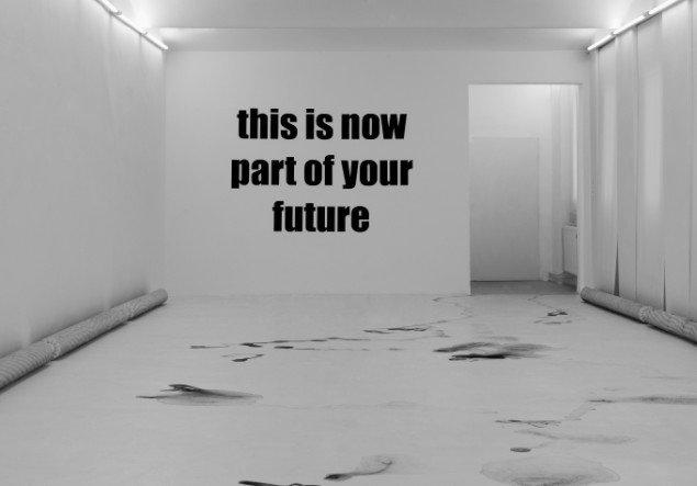 Jacob Borges: Your Future, 2006. Foto: Michal Novotny.