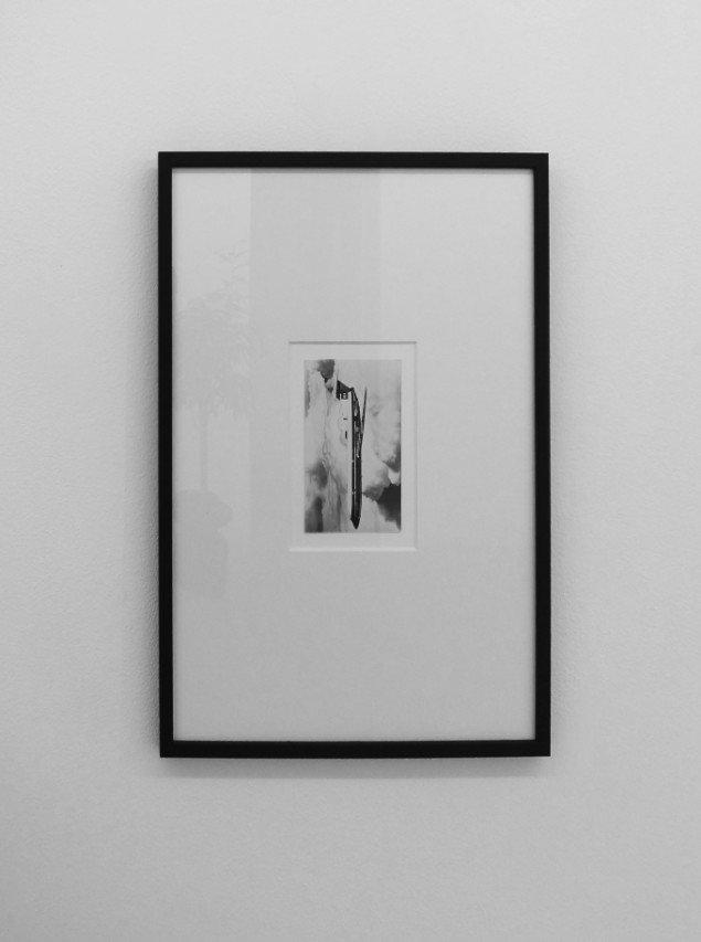 Jacob Borges: Nose Down, 2012. Foto: Ane Egebak.