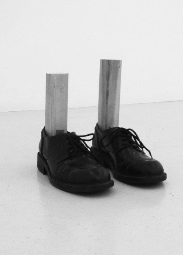 Jacob Borges: Remains of a Dismantled Sculpture, 2012. Foto: Jacob Borges.