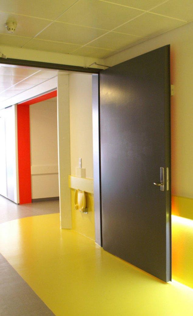 Farverne former rummet. Fotos: Anja Møller Pedersen