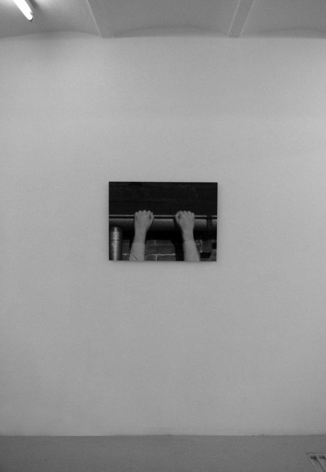 Jacob Borges: Then the Letting Go, 2012. Foto: Jacob Borges.